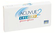Acuvue 2 Colours box