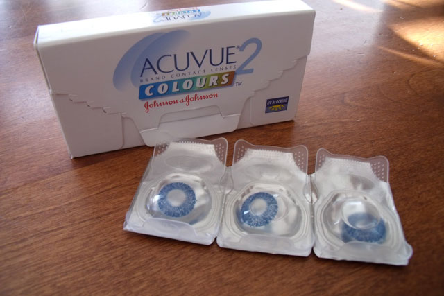 acuvue color contacts deep blue