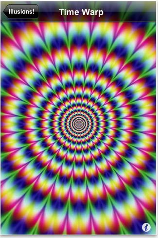 eye illusions optical changing illusion puzzles eyes vision colors teasers weird mind things fun app testing brain trick visual colorful