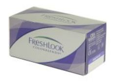 freshlook colorblends weekly disposable colored contacts