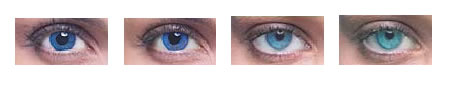 acuvue blue colored contacts