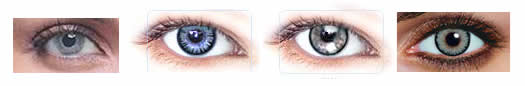 grey contacts for dark eyes